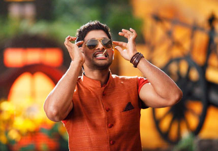 Hyderabad India movies: Race Gurram