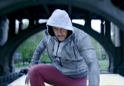 Hyderabad India movies: Kick (Hindi)