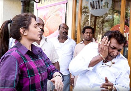 Hyderabad India movies: Mardaani
