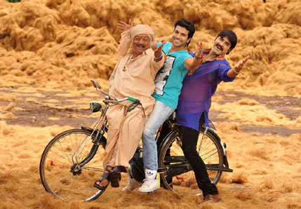 Hyderabad India movies: Govindudu Andarivadele