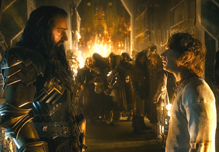 Hyderabad India movies: The Hobbit: The Battle Of The Five Armies (3D)