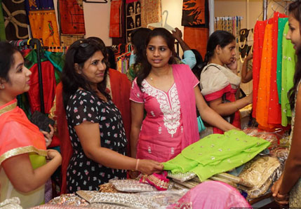 Hyderabad India shopping: