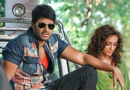 Hyderabad India movies: Tiger (Telugu)