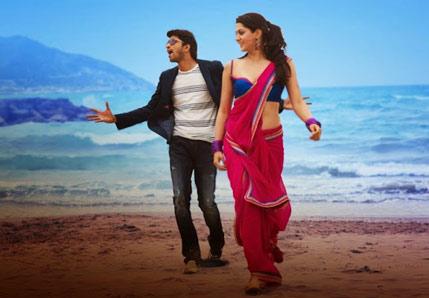 Hyderabad India movies: James Bond (Telugu)