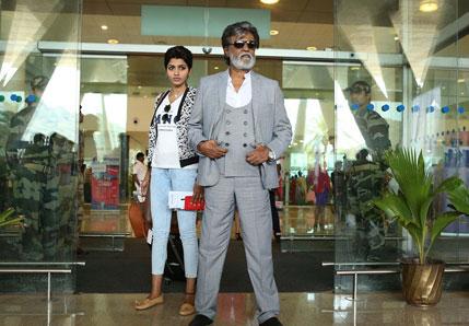 Hyderabad India movies: Kabali (Telugu)