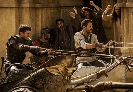 Hyderabad India movies: Ben-Hur
