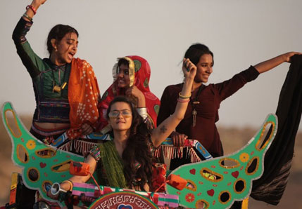 Hyderabad India movies: Parched