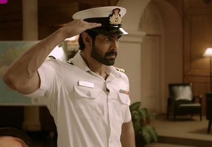 Hyderabad India movies: The Ghazi Attack