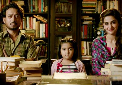 Hyderabad India movies: Hindi Medium