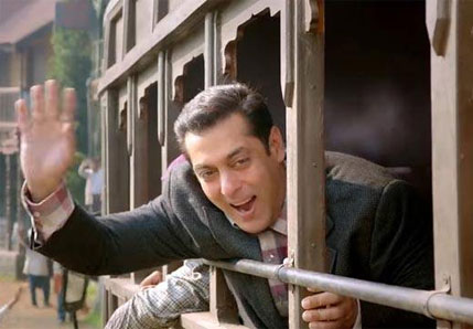 Hyderabad India movies: Tubelight