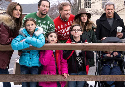 Hyderabad India movies: Daddy's Home 2