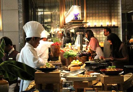 Hyderabad India restaurants: Top Food Festivals