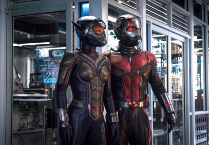 Hyderabad India movies: Ant-Man And The Wasp