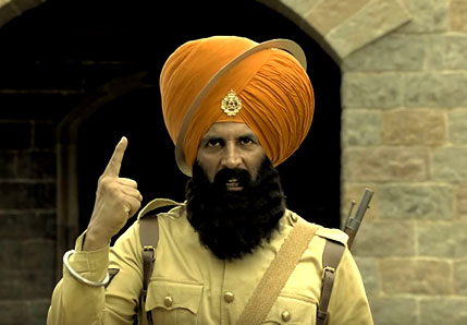 Hyderabad India movies: Kesari