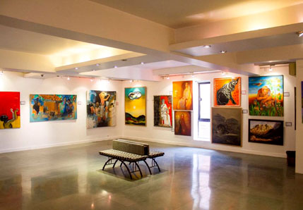 Hyderabad India events: The Art Beat