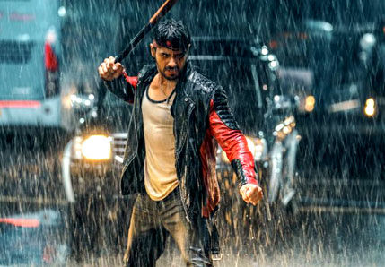 Hyderabad India movies: Marjaavaan