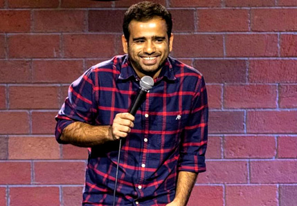 Hyderabad India events: Upcoming Comedy Shows In Town