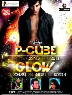 Glow Party Featuring Paras MTV (Splitsvilla Fame Winner