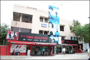F1 Time Machine