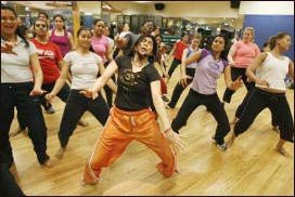 Neeraj's Fun2Fit Aerobics Coaching