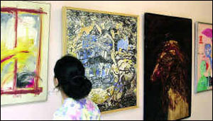Kala Bhavan / ICCR Art Gallery