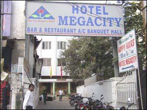 Megacity Bar