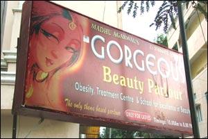 Madhu Agarwal's Gorgeous Beauty Parlor