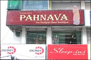 Saberi's Pahnava Boutique