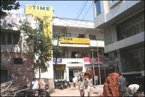 TIME (Triumphant Institute Of Management Education)