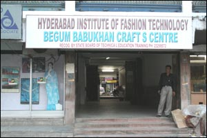 Hyderabad Begum Babukhan Craft Center