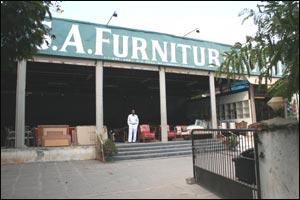 S A Furniture World