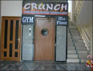 Crunch - Body Fitness Center