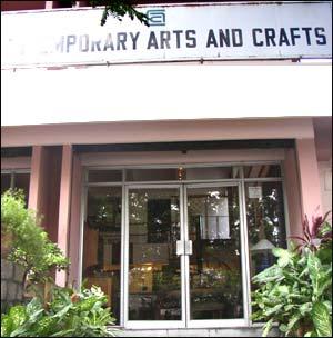 Contemporary Arts & Crafts
