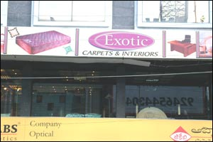 Exotic Carpets And Interiors