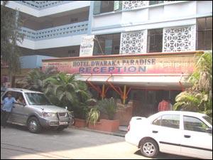 Hotel Dwaraka Paradise
