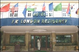 I K London Residency