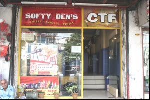 Softy Den's CTF (M G Road)