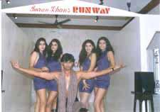 Imran Khan's Runway Modeling Academy