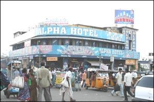 Alpha Hotel (Restaurant)