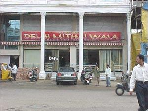 Delhi Mithai Wala