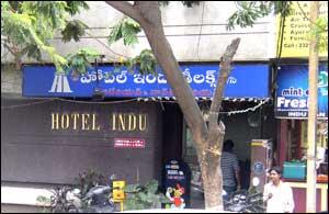 Hotel Indu Deluxe