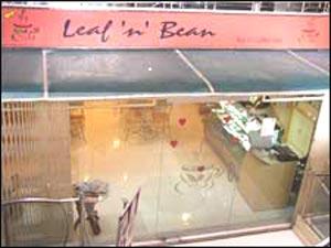 Leaf 'N' Bean