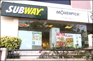 Subway (Jubilee Hills)