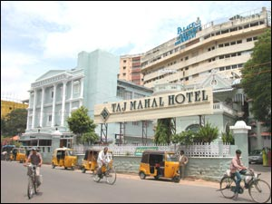 Taj Mahal Hotel (Abids)