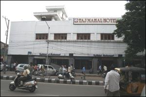 Taj Mahal Hotel (S D Road)