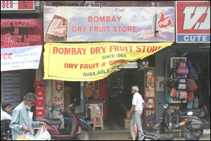 Bombay Dry Fruits