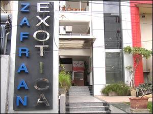 Zafraan Exotica