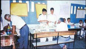 Sri Satya Sai Vidya Vihar High School