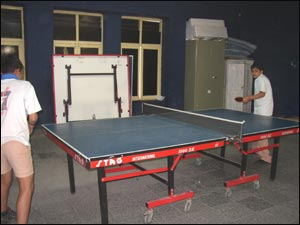 St Paul's Table Tennis Academy