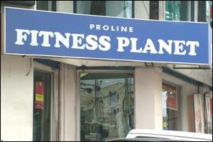 Proline Sport System Fitness Station